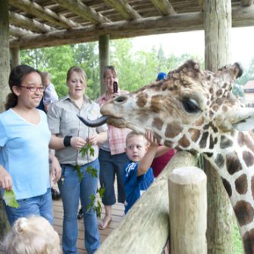 Poseta Zoološkom vrtu